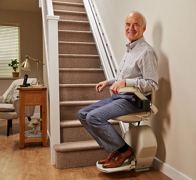 If you need a stairlift in a hurry, or for safe self-isolation, Acorn's here to help